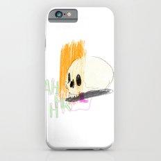 AHHHHHHR IT'S A SKULL (ACTUALLY IT'S JUST THE CRANIUM) iPhone 6s Slim Case