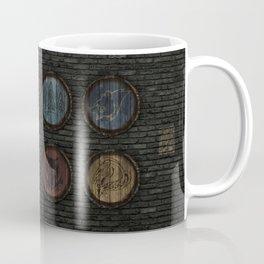 Medieval Shields Coffee Mug