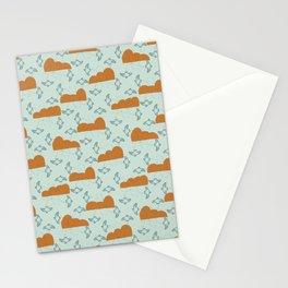 Birds Soaring Stationery Cards