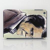 walking dead iPad Cases featuring The Walking Dead by Zombie Rust