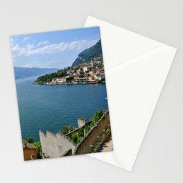 Lake Garda dreams Stationery Cards