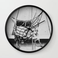 indiana Wall Clocks featuring Indiana Tradition by Jo Bekah Photography