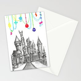 Party at Hogwarts Castle! Stationery Cards