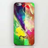 graffiti iPhone & iPod Skins featuring Graffiti  by Shannon Curtis