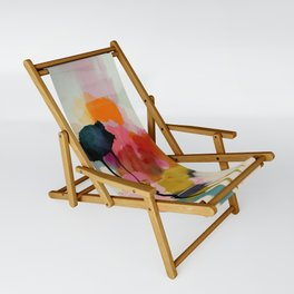 paysage abstract Sling Chair