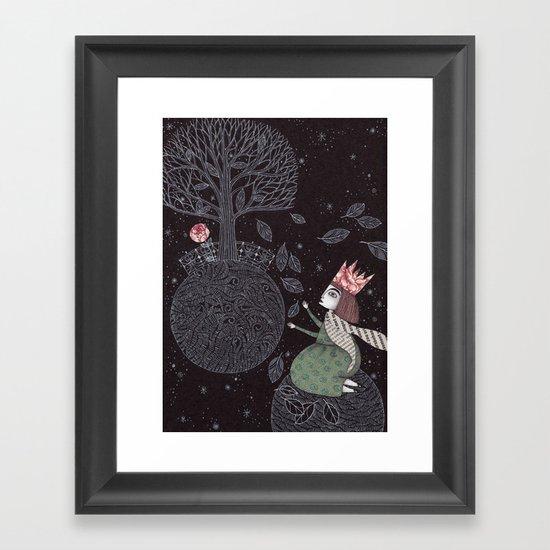 Five Hundred Million Little Bells (4) Framed Art Print