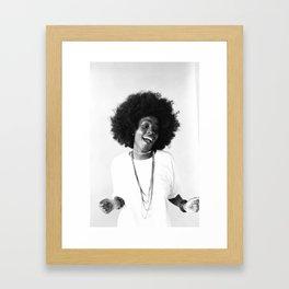 Aiza - Single Framed Art Print