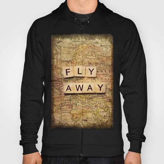 fly away-2 Hoody
