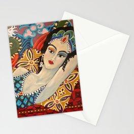 Jasmine with Phoenix Stationery Cards
