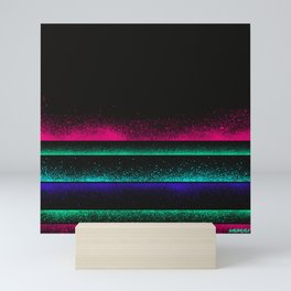Energy - Letterman Triptych Panel 3 Mini Art Print