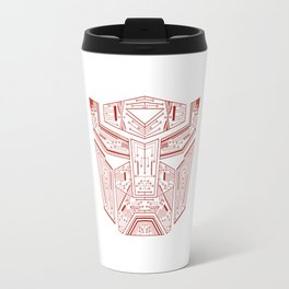Autobot Tech Red Travel Mug