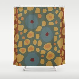 Brook Trout 2 Shower Curtain