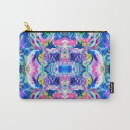 Bathbomb, psychedelic, trip, mushrooms, acid, lsd Carry-All Pouch