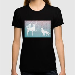 Winter In The White Woods T-shirt