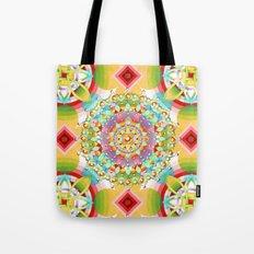 Bijoux Geometric Tote Bag