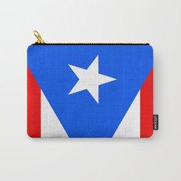 Puerto Rico Flag - Boricua Pride Carry-All Pouch