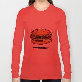 BURGER Long Sleeve T-shirt