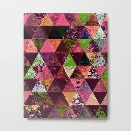 Abstract #936 Metal Print