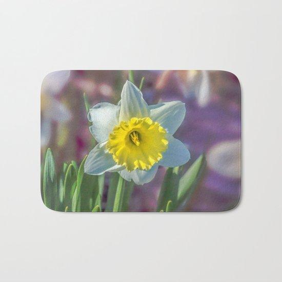 Narcissus Bath Mat