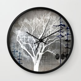 THE SEED OF EXTINCTION Wall Clock
