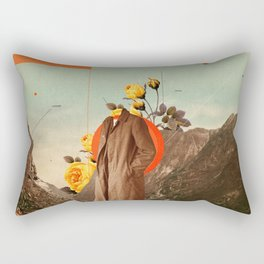 You Will Find Me There Rectangular Pillow