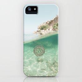 Méduse / jellyfish iPhone Case