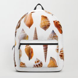 Assorted seashells Backpack