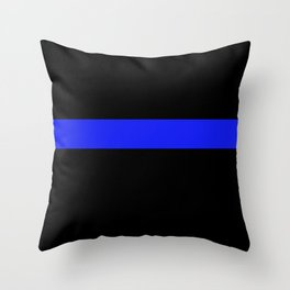 Respect Law Enforcement Throw Pillow