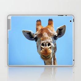 The Giraffe - Africa wildlife Laptop & iPad Skin