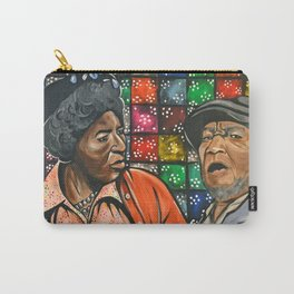Aunt Esther vs. Fred Sanford Carry-All Pouch