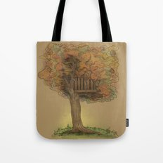 Another Autumn Tote Bag