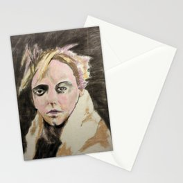 """""""Afterglow' Stationery Cards"""