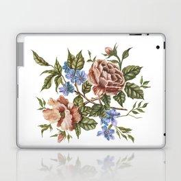 Rustic Florals Laptop & iPad Skin