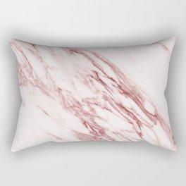 Alabaster Rosa Rectangular Pillow