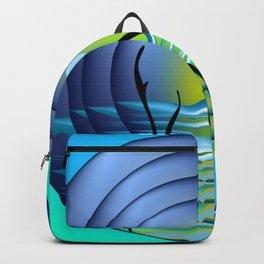 """Seaside Unending"" Backpack"