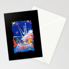 Last Mission Stationery Cards