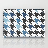 tooth iPad Cases featuring Blue Tooth by Project M