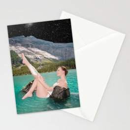 Night Shave Stationery Cards