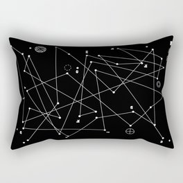 Raumkrankheit Rectangular Pillow
