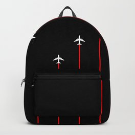 Retro Airplanes 11 Backpack