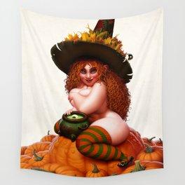 Happy Halloween! Wall Tapestry