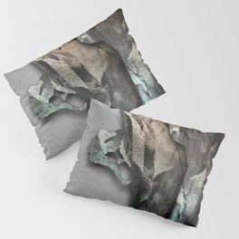 The Climber Pillow Sham