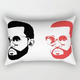 Ye Taught Me Rectangular Pillow