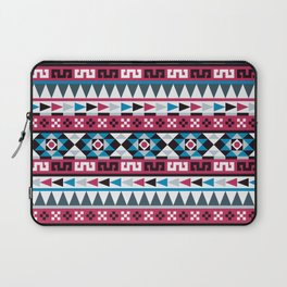 Aztec Geometric Pattern Laptop Sleeve