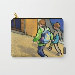 Brothers Carry-All Pouch