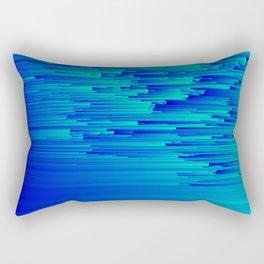 Speed Trap - Pixel Art Rectangular Pillow