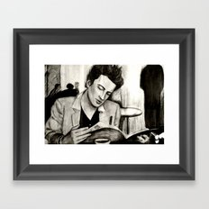 Joe Framed Art Print