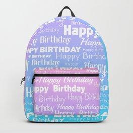Happy Birthday! 8 Backpack