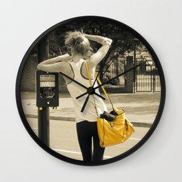 WAIT #2 Wall Clock