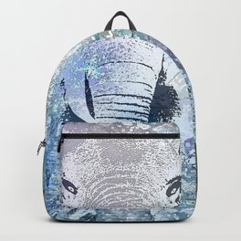 ELEPHANT IN THE STARRY LAKE Backpack